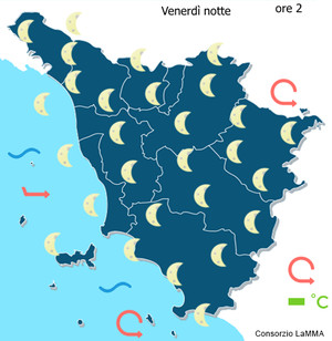 Meteo dell'Isola d'Elba