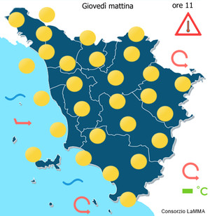 Bollettino meteo